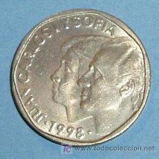 Monedas Juan Carlos I: ESPAÑA 500 PESETAS 1998. Lote 20800582