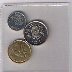 Monedas Juan Carlos I: MONEDAS DEL AÑO 1992 DE J.CARLOS I, ( 8 ) . Lote 27105951