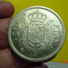 Monedas Juan Carlos I: 1792 JUAN CARLOS I 50 PESETAS AÑO 1983 SIN CIRCULAR - MAS EN MI TIENDA C&C. Lote 15732573