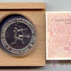 Monedas Juan Carlos I: 2000 PTAS PLATA BARCELONA 92 ARQUERO. Lote 26421731