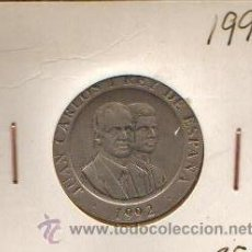 Monedas Juan Carlos I: MONEDA DE 200 PTS DE 1992 SIN CIRCULAR MONEDAS EN MI TIENDA . Lote 27416058