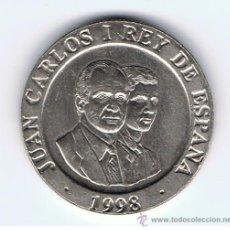 Monedas Juan Carlos I: JUAN CARLOS I, MONEDA DE 200 PESETAS, DEL 1998 ESTADO SC- VER FOTOS. Lote 26283859