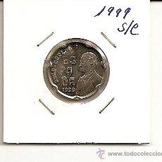 Monedas Juan Carlos I: MONEDA 50 PTS1999 MADRID. ( TIRADA CORTA 2.100.000 UNIDADES ) S/C DE PAQUETE. ESPECIAL COLECCIONISTA. Lote 21104940