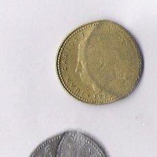 Monedas Juan Carlos I: JUAN CARLOS I *UNA PESETA AÑO 1975 - 78 *** ERROR DE ACUÑACION***. Lote 24989050