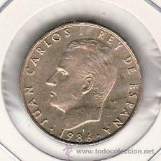 Monedas Juan Carlos I: .MONEDA ESPAÑA JUAN CARLOS I 100 PTAS 1986 SIN CIRCULAR, FLOR DE LIS HACIA ANVERSO. Lote 232038865