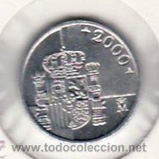 Monedas Juan Carlos I: MONEDA JUAN CARLOS I 2000 1 PTA LOTE DE 100 PIEZAS SIN CIRCULAR . Lote 26170507