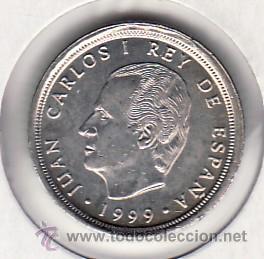 MONEDA JUAN CARLOS I 10 PTA 1999 LOTE DE 10 PIEZAS SIN CIRCULAR (Numismática - España Modernas y Contemporáneas - Juan Carlos I)