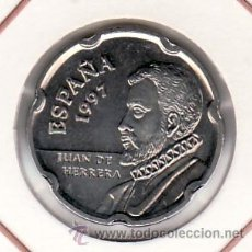 Monedas Juan Carlos I: MONEDA JUAN CARLOS I 1997 50 PTA LOTE DE 10 PIEZAS SIN CIRCULAR . Lote 26232327