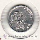 Monedas Juan Carlos I: MONEDA JUAN CARLOS I 1989 1 PTA LOTE DE 100 PIEZAS SIN CIRCULAR . Lote 26426407