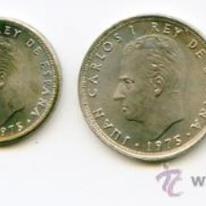 Monedas Juan Carlos I: LOTE DE MONEDAS DE 1975 *80. Lote 26753789