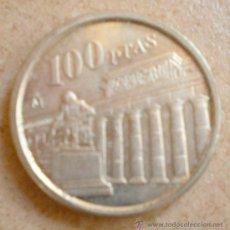 Monedas Juan Carlos I: 100 PESETAS 1994 MONEDA. Lote 24160024