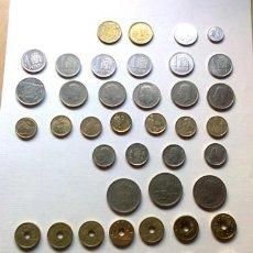 Monedas Juan Carlos I: SERIE MONEDAS HISTÓRICAS PESETAS JUAN CARLOS I. Lote 27140834