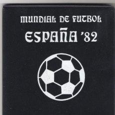 Monedas Juan Carlos I: MUNDIAL DE FUTBOL ESPAÑA 82 SERIE NUMISMATICA. Lote 27188247