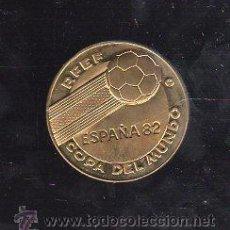 Monedas Juan Carlos I: ESPAÑA' 82 - MEDALLA CONMEMORATICA SEDE DEL MUNDIAL. PROOF. Lote 27511678