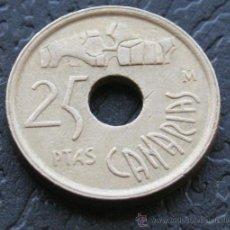 Monedas Juan Carlos I: 25 PESETAS 1994 (CANARIAS). Lote 114659556