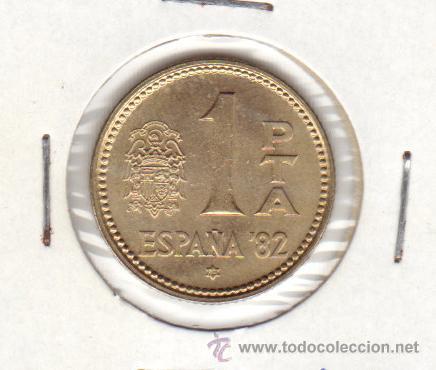 1 PESETA 1980*81 (Numismática - España Modernas y Contemporáneas - Juan Carlos I)