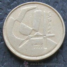 Monedas Juan Carlos I: 5 PESETAS 1991. Lote 29397935