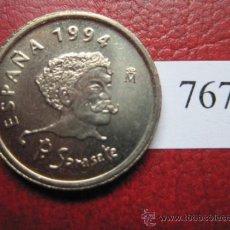 Monedas Juan Carlos I: ESPAÑA , 10 PESETAS , 1994 SARASATE , JUAN CARLOS I , 1º. Lote 31105050