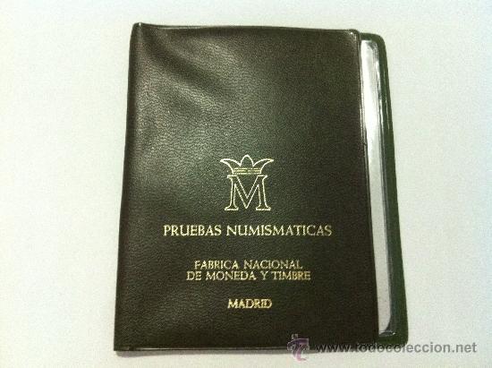 Monedas Juan Carlos I: CARTERA PRUEBA NUMISMATICA. AÑO 1977. TRES VALORES - Foto 2 - 56664440