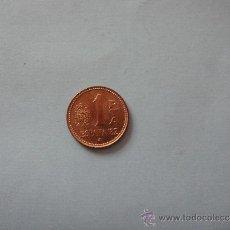 Monedas Juan Carlos I: MONEDA ESPAÑA - MUNDIAL FÚTBOL ESPAÑA '82 1982 - 1 PESETA -1980 . Lote 32846418