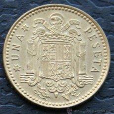 Monedas Juan Carlos I: 1 PESETA 1975*77. Lote 114659430