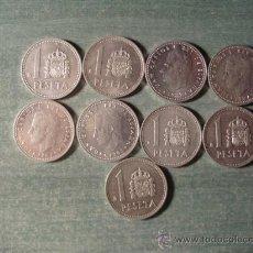Monedas Juan Carlos I: PESETA 1987. Lote 35190605