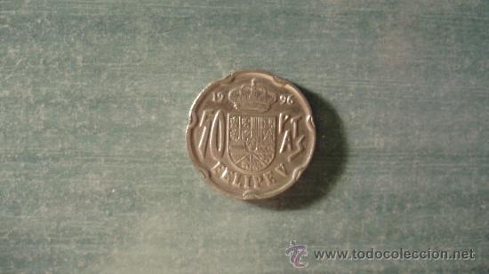 Monedas Juan Carlos I: 50 PESETAS 1996 - Foto 2 - 35192064