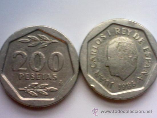 ESPAÑA 200 PESETAS 1986 (Numismática - España Modernas y Contemporáneas - Juan Carlos I)