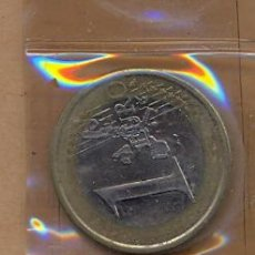 Monedas Juan Carlos I: AZUL 1 - SERIE 2000 - JUAN CARLOS I - 6 MONEDAS DEL 2000. Lote 35491032