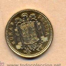 Monedas Juan Carlos I: AZUL 3 - 1 PESETA 1975 (76) JUAN CARLOS I - F.D.C.. Lote 35491561