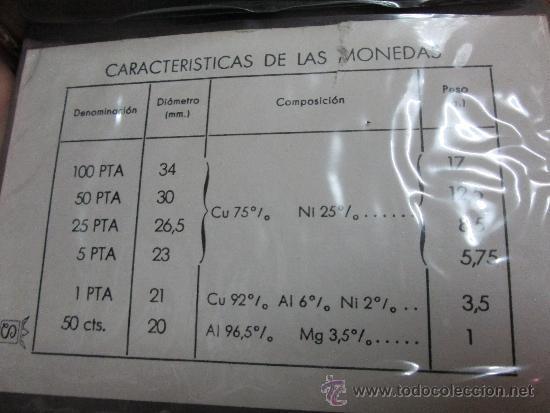 Monedas Juan Carlos I: cartera mundial 82 estrella 80 6 valores - Foto 2 - 35680156