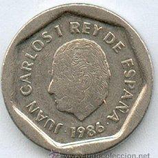 Monedas Juan Carlos I: 200 PESETAS AÑO 1986 MODULO PEQUEÑO. Lote 26468922
