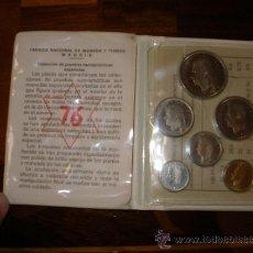 Monedas Juan Carlos I: LOTE MONEDAS DE JUAN CARLOS. Lote 37181967