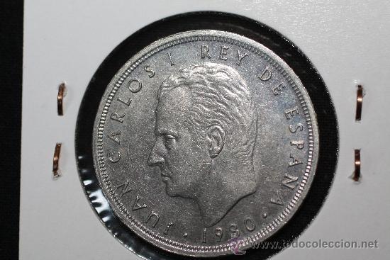 Monedas Juan Carlos I: MONEDA DE 50 PESETAS 1980 * 82 *82 MUNDIAL 82 - Foto 2 - 37330700