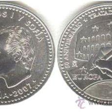 Monedas Juan Carlos I: ESPAÑA 2007 KRA 1129 TRATADO DE ROMA 12 EUROS PLATA . Lote 37734469