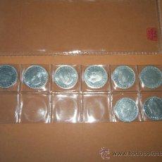 Monedas Juan Carlos I: -MONEDAS DE ESPAÑA-SERIE C. 1 PESETA-REY-ALUMINIO-PERFECTO.. Lote 37955058
