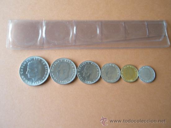 Monedas Juan Carlos I: -MONEDAS DE ESPAÑA-MUNDIAL 1982*80-PERFECTAS-FUNDA-. - Foto 10 - 37954772