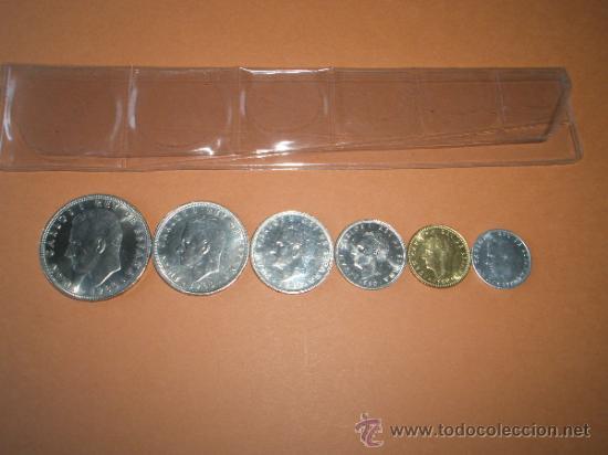 Monedas Juan Carlos I: -MONEDAS DE ESPAÑA-MUNDIAL 1982*80-PERFECTAS-FUNDA-. - Foto 6 - 37954772