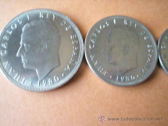 Monedas Juan Carlos I: -MONEDAS DE ESPAÑA-MUNDIAL 1982*80-PERFECTAS-FUNDA-. - Foto 8 - 37954772
