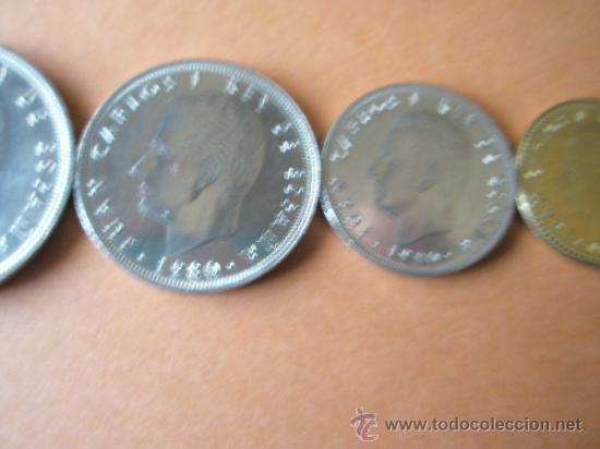 Monedas Juan Carlos I: -MONEDAS DE ESPAÑA-MUNDIAL 1982*80-PERFECTAS-FUNDA-. - Foto 9 - 37954772