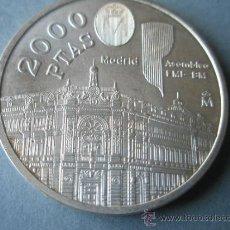 Monedas Juan Carlos I: -MONEDA DE ESPAÑA-2000 PESETAS-1994-PLATA-MADRID.ASAMBLEA FMI.BM-NUEVA-.. Lote 37970274