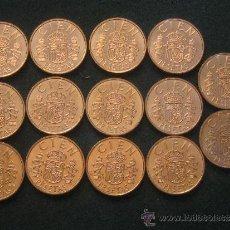 Monedas Juan Carlos I: 14 MONEDAS DE 100 PESETAS 1982 S/C. Lote 38036776