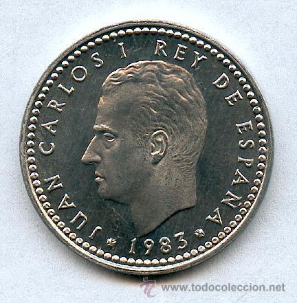 1 PESETA 1983 SIN CIRCULAR. PRECIOSA. EMITIDA POR JUAN CARLOS 1 (Numismática - España Modernas y Contemporáneas - Juan Carlos I)
