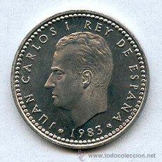 Monedas Juan Carlos I: 1 PESETA 1983 SIN CIRCULAR. PRECIOSA. EMITIDA POR JUAN CARLOS 1. Lote 188580996