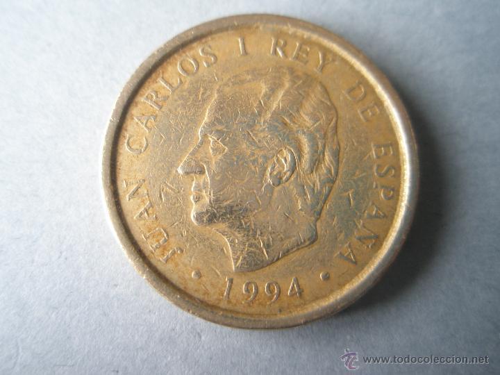 Monedas Juan Carlos I: *MONEDA DE ESPAÑA-100 PESETAS-1994-JUAN CARLOS I-FLOR DE LIS PARA ABAJO-. - Foto 2 - 39456995