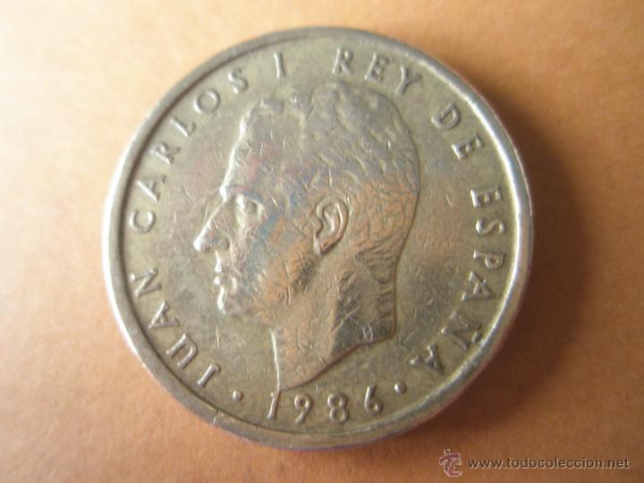 Monedas Juan Carlos I: MONEDA-ESPAÑA-100 PESETAS-JUAN CARLOS I-1986-BUEN ESTADO-VER FOTOS - Foto 4 - 39467742