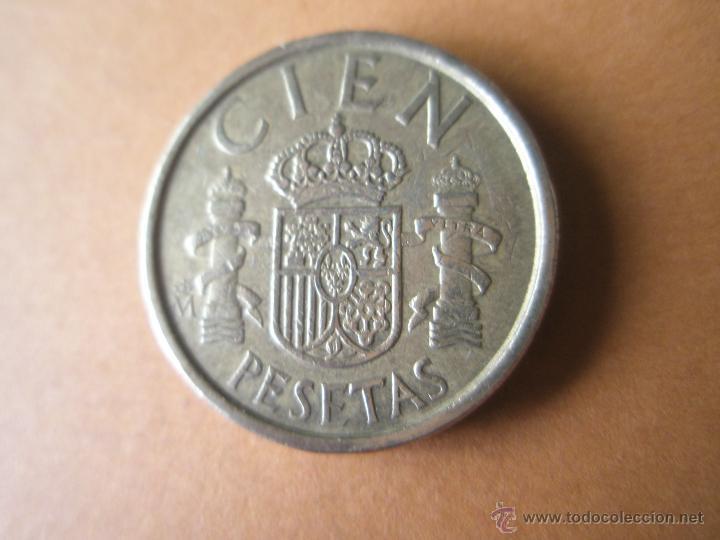 Monedas Juan Carlos I: MONEDA-ESPAÑA-100 PESETAS-JUAN CARLOS I-1986-BUEN ESTADO-VER FOTOS - Foto 2 - 39467742