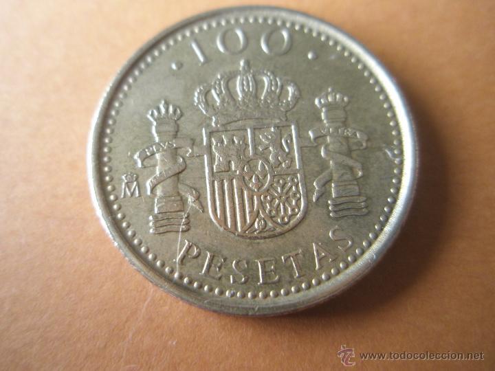 Monedas Juan Carlos I: *MONEDA-ESPAÑA-100 PESETAS-1998-JUAN CARLOS I-FLOR DE LIS PARA ARRIBA--. - Foto 2 - 39464907