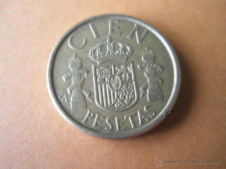 Monedas Juan Carlos I: MONEDA DE ESPAÑA-100 PESETAS-JUAN CARLOS I-1985--. - Foto 2 - 39458751