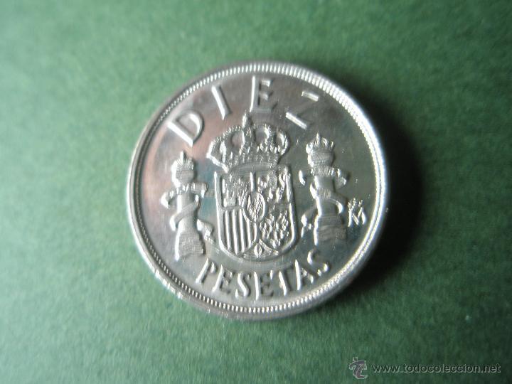 Monedas Juan Carlos I: *MONEDA DE ESPAÑA-10 PESETAS-JUAN CARLOS I-1983-VER FOTOS. - Foto 2 - 39493468